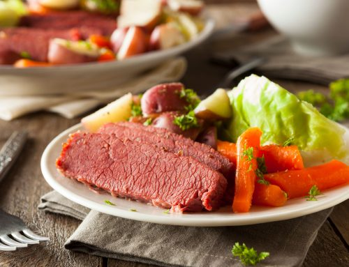 How To Make Your Own Cured Corned Beef For St. Patrick's Day