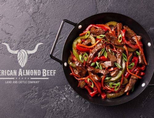 Spicy Sichuan Beef Stir-Fry